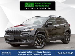 Used 2016 Jeep Cherokee ALTITUDE 4x4 | CLEAN CARPROOF | for sale in Brampton, ON