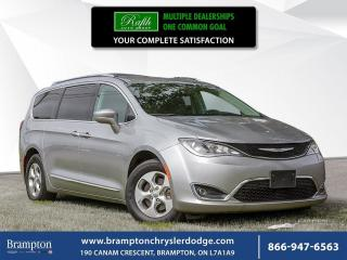 Used 2017 Chrysler Pacifica TOURING L PLUS | for sale in Brampton, ON