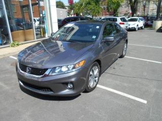 Used 2015 Honda Accord EX-L w/Navi LEATHER HEATED BUCKET SEATS for sale in Halifax, NS