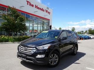 Used 2015 Hyundai Santa Fe Sport Sport 2.0T AWD - LOW KMS!! for sale in Abbotsford, BC