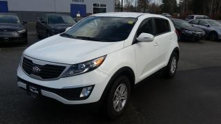 Used 2013 Kia Sportage 6 SPEED MT for sale in West Kelowna, BC