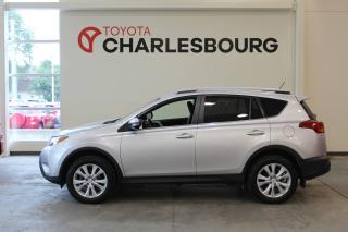 Used 2015 Toyota RAV4 LIMITED AWD for sale in Quebec, QC