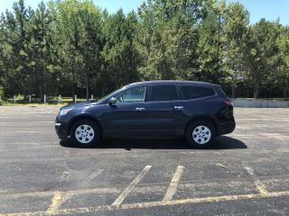 Used 2016 CHEV TRAVERSE LS AWD for sale in Cayuga, ON
