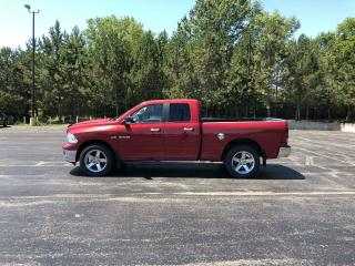 Used 2010 RAM 1500 SLT 4X4 for sale in Cayuga, ON