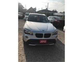 Used 2012 BMW X1 28i for sale in Hamilton, ON