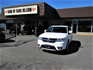 Used 2011 Dodge Journey 7 PASSENGER - CREW - V6 for sale in Langley, BC