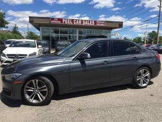 Used 2014 BMW 3 Series 320i xDrive for sale in Mississauga, ON