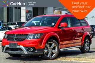 Used 2017 Dodge Journey Crossroad|Nav/Backup_Cam,Rr Seat Video,Flexible Seat. Pkgs for sale in Thornhill, ON