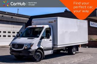 Used 2016 Mercedes-Benz Sprinter Chassis-Cabs |Diesel|Unicell FiberGlass Body|Bluetooth for sale in Thornhill, ON