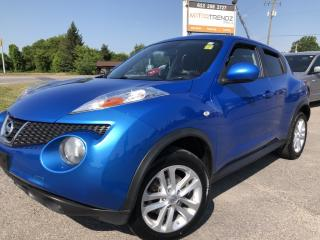 Used 2012 Nissan Juke SV 6-Speed with Air, Cruise, Bluetooth, Pwr Windows, Keyless Entry and Alloys! for sale in Kemptville, ON