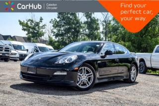 Used 2010 Porsche Panamera S|Navi|Sunroof|Backup Cam|Bluetooth|Leather|Heated Seats|18