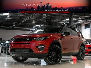 Used 2016 Land Rover Discovery 7PASS|SPORT|HSE|NAVI|REAR CAM|COOLED SEATS|PANO ROOF for sale in North York, ON