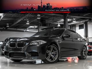 Used 2012 BMW M5 NIGHTVISION|HUD|MASSAGE|BLINDSPOT|LDW|FULLY LOADED for sale in North York, ON