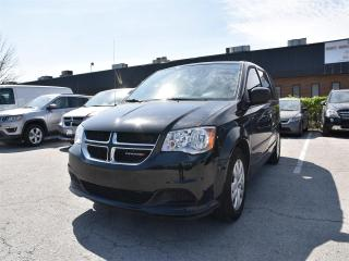 Used 2015 Dodge Grand Caravan SE PLUS ALUMINUM WHEELS, REAR STOW AND GO !!! for sale in Concord, ON