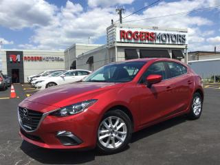 Used 2015 Mazda MAZDA3 - HATCH - BLUETOOTH - REVERSE CAM for sale in Oakville, ON