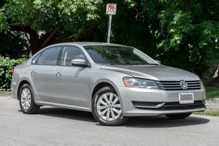 Used 2013 Volkswagen Passat Trendline for sale in Norval, ON