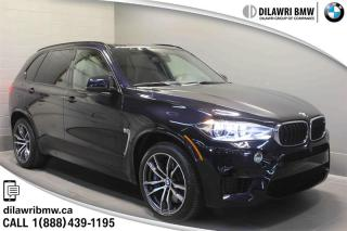 Used 2016 BMW X5 M M, PREMIUM PACKAGE, ONE OWNER, ACCIDENT FREE for sale in Regina, SK