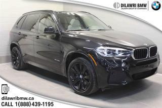 Used 2016 BMW X5 xDrive35i M SPORT, PREMIUM PACKAGE ENHANCED for sale in Regina, SK