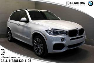 Used 2014 BMW X5 xDrive35d M Sport Line M SPORT, HEADS UP DISPLAY, NAV, POWER TAILGATE for sale in Regina, SK