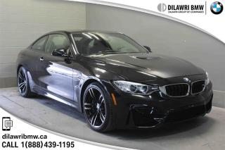 Used 2017 BMW M4 Coupe ACCIDENT FREE, 1 OWNER, HEADS UP DISPLAY for sale in Regina, SK