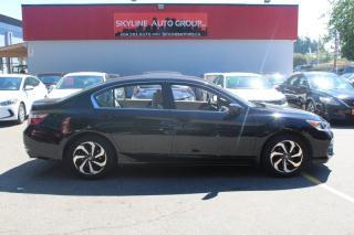 Used 2017 Honda Accord Sedan LX CVT for sale in Surrey, BC