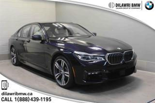 Used 2016 BMW 750i xDrive Only 26,000 KM! Executive and Drivers asst pack for sale in Regina, SK