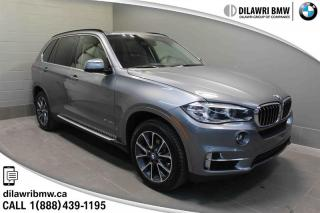 Used 2015 BMW X5 xDrive35d PANORAMA SUNROOF, BLUETOOTH, NAVIGATION, 1 OWNER for sale in Regina, SK