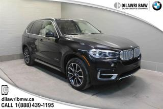 Used 2017 BMW X5 xDrive35i PREMIUM PACKAGE, PANA ROOF, NAV, BLUETOOTH for sale in Regina, SK