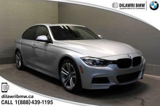 Used 2014 BMW 335i xDrive Sedan REAR VIEW CAM, SUN ROOF, NAV, BLUETOOTH for sale in Regina, SK