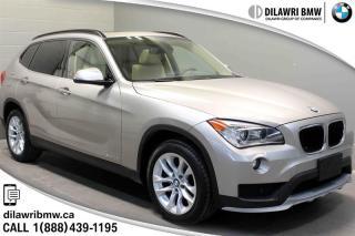 Used 2015 BMW X1 xDrive28i PREMIUM PACKAGE, LIGHTS PACKAGE, HEATED STEERING WHEEL for sale in Regina, SK