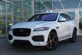 Used 2017 Jaguar F-PACE S AWD *Rare* for sale in Vancouver, BC