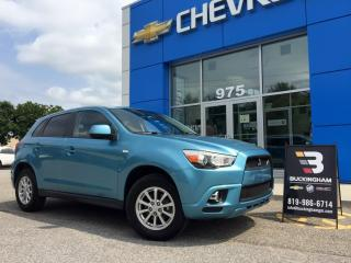 Used 2011 Mitsubishi RVR SE for sale in Gatineau, QC