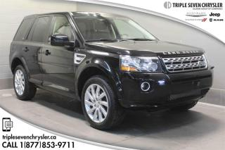 Used 2014 Land Rover LR2 LEATHER - BLUETOOTH - SUNROOF for sale in Regina, SK