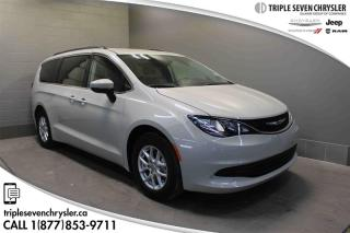 Used 2017 Chrysler Pacifica LX BACKUP CAMERA - REAR ASSIST - PWR SEAT for sale in Regina, SK