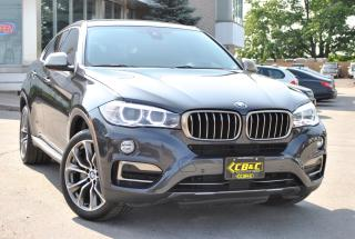 Used 2015 BMW X6 xDrive50i for sale in Oakville, ON