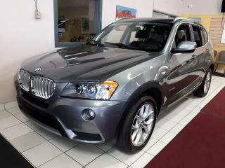 Used 2014 BMW X3 xDrive28i for sale in Etobicoke, ON