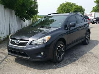 Used 2013 Subaru XV Crosstrek 2.0i w/Sport Pkg AWD for sale in Barrie, ON