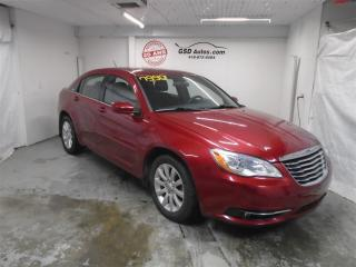 Used 2012 Chrysler 200 Touring for sale in L'ancienne-lorette, QC