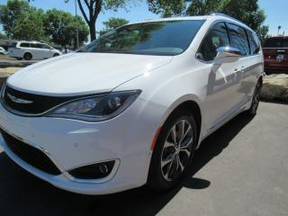 Used 2017 Chrysler Pacifica Ltd T.équipé Loaded for sale in Dollard-des-ormeaux, QC
