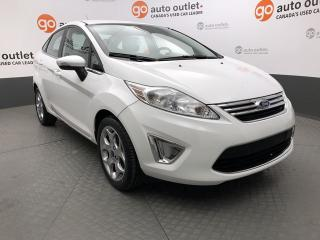 Used 2012 Ford Fiesta SEL for sale in Edmonton, AB