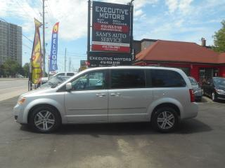 Used 2010 Dodge Grand Caravan SXT / REMOTE STARTER./ ALLOYS / STOW N GO SEATS / for sale in Scarborough, ON