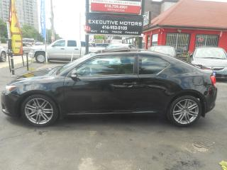 Used 2011 Scion tC LOADED / ALLOYS / BLUETOOTH / PANORAMIC ROOF / for sale in Scarborough, ON