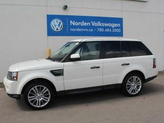 Used 2010 Land Rover Range Rover SPORT HSE LUXURY for sale in Edmonton, AB