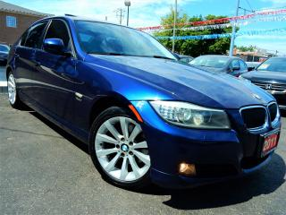 Used 2011 BMW 3 Series 328i xDrive Executive Edition.Navigation.Low Kms for sale in Kitchener, ON