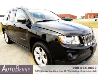 Used 2012 Jeep Compass North Edition - 2.0L - FWD for sale in Woodbridge, ON