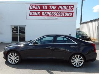 Used 2013 Cadillac ATS Premium for sale in Etobicoke, ON