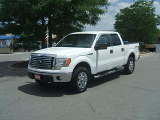 Used 2010 Ford F-150 XLT Supercrew 4x4 for sale in York, ON