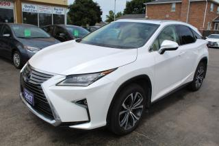Used 2017 Lexus RX 450h for sale in Brampton, ON