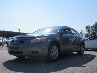 Used 2009 Toyota Camry 4 CYL LE  / LOCAL VEHICLE / ACCIDENT FREE for sale in Newmarket, ON