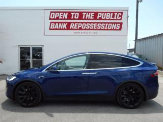 Used 2017 Tesla Model X 100-D for sale in Toronto, ON